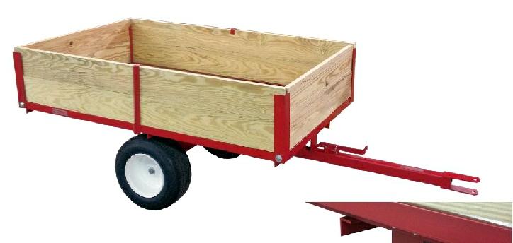 Model 5400 Lawn Cart