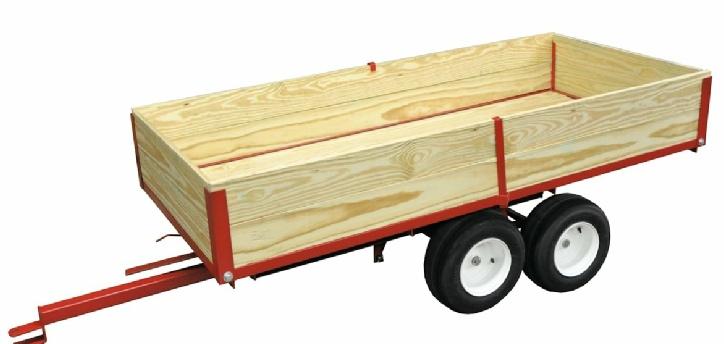 Model 7500 Lawn Trailer
